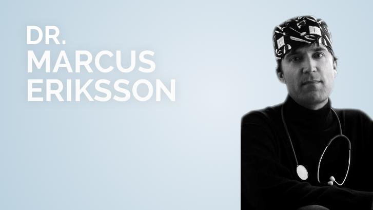 Dr. Marcus Eriksson - Lege - Spesialist i Plastikkirurgii